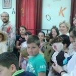 Teatrul EDU a prezentat un spectacol de păpuși în limba română