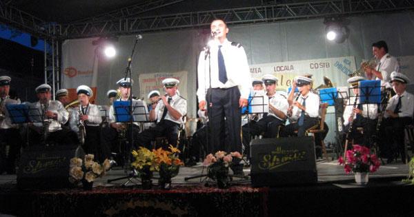 """Fanfara """"Mihai Eminescu"""" din Coștei"""