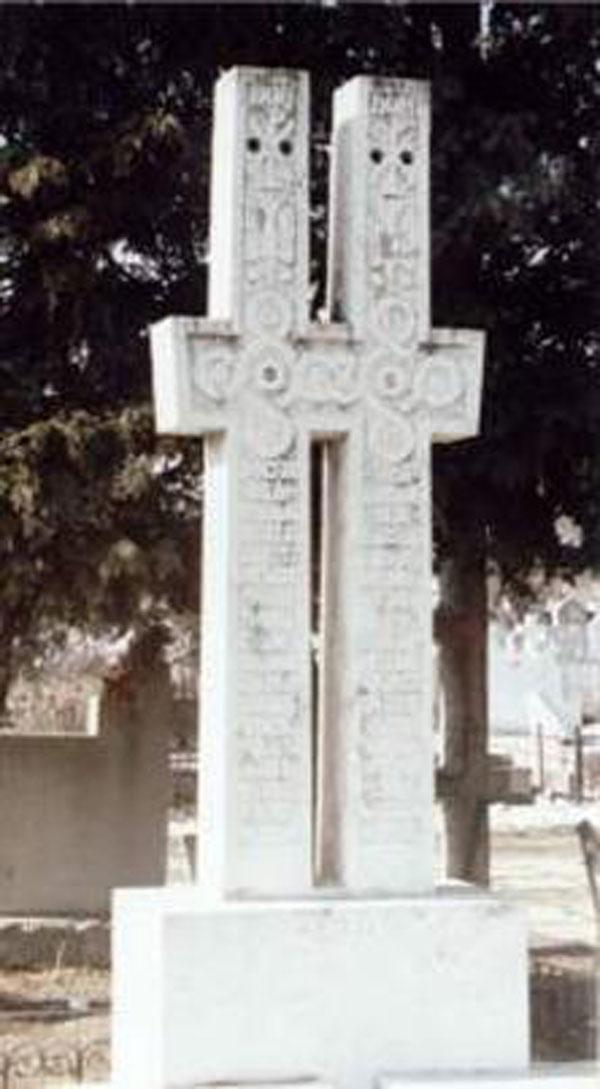 Mormântul familiei Imbroane, cimitirul din Calea Lipovei, Timișoara