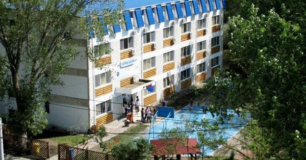 Centrul de agreement - Tabăra SULINA