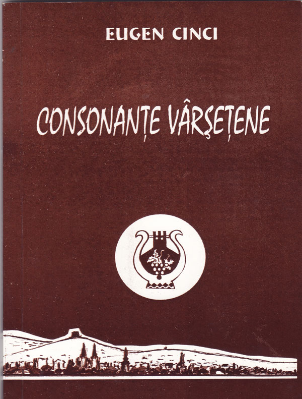 Book Cover: Consonanțe vârșețene