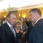 Întâlnirea Președintelui României, Klaus Iohannis, cu românii din Serbia
