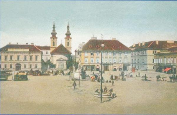 Timișoara, Cetate, 1905