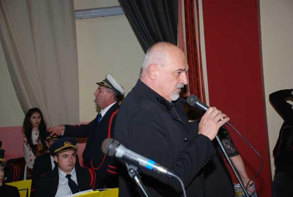 Branislav Matić, reprezentantul asociației Pentru Un Vârșeț mai Bun