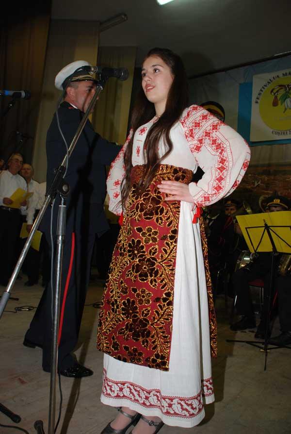 Solista Ionela Păuța