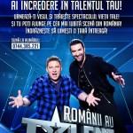 Românii au talent, show-ul care își dorește să promoveze românii talentați de pretutindeni