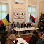 UNIUNEA ROMÂNILOR DIN SERBIA (URS) A UNIT ROMÂNII LA NORD ŞI SUD DE DUNĂRE