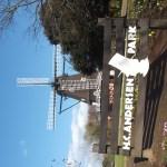 アンデルセン公園風車