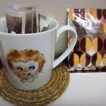 ドリップバッグコーヒー マグカップ