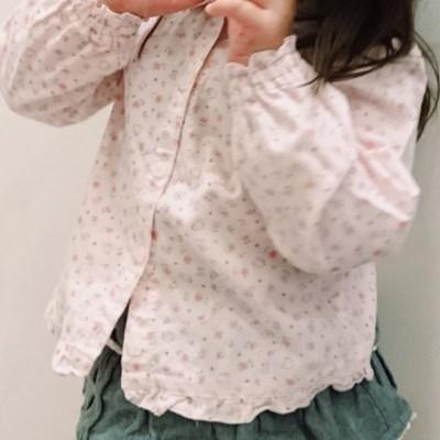 ファミリア Familiar シャツ 入園式 2歳 100
