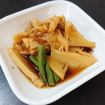 たけのこの土佐煮 タケノコ 筍 レシピ