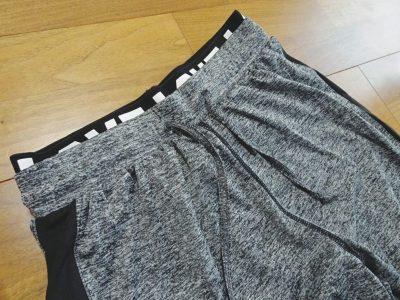 サイドラインパンツ スポーツ アスレジャーファッション