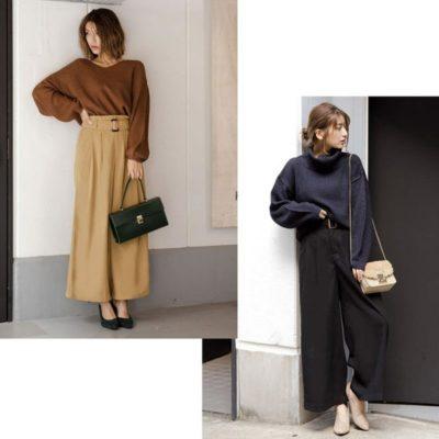re:edit リエディ 秋冬 30代ファッション