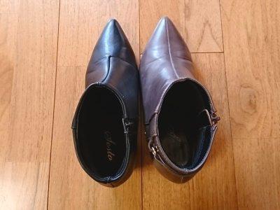 セスト ブーツ 痛い 失敗 靴