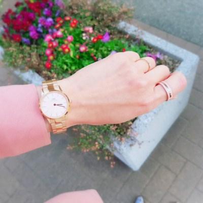 ダニエルウェリントン 時計 春 指輪 新作 可愛い プレゼント ほしい