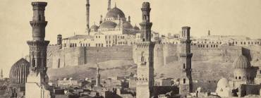 Cairo. Citadel And Mosque Of Mohammed Ali By Cornell University Library Thumbnail