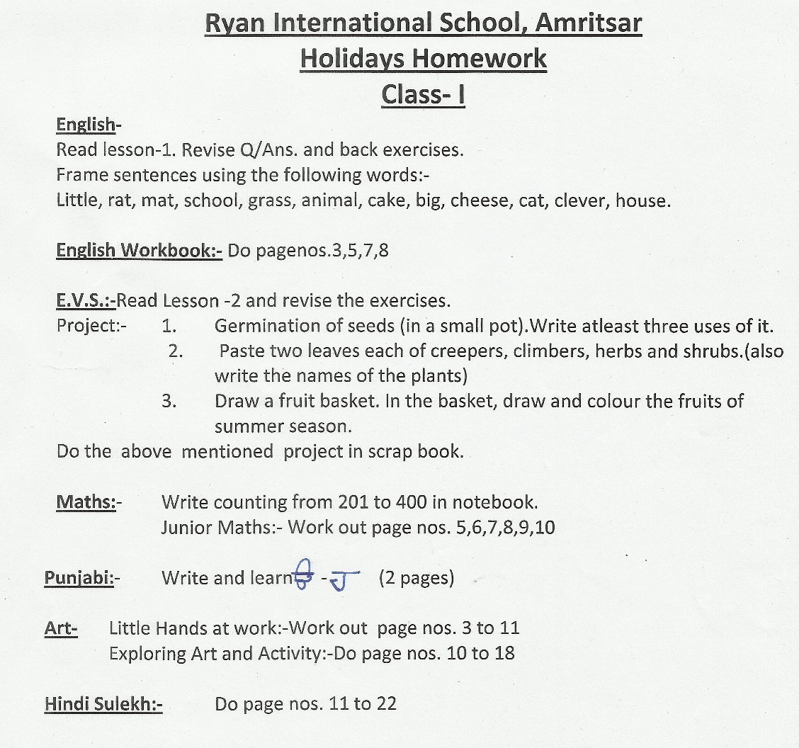 May College Essay Writing Overview This Essay Ryan International School Holiday Homework