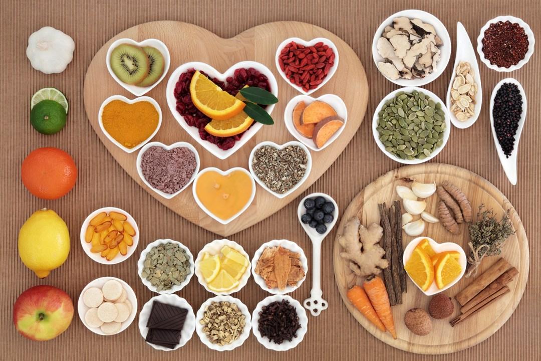 Dieta antiresfriados