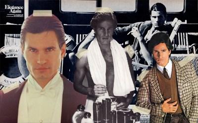 Tony Spinelli, el primer Top Model de la historia