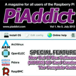 PiAddict issue 5 now available