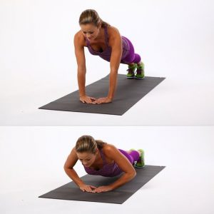 push ups exercise