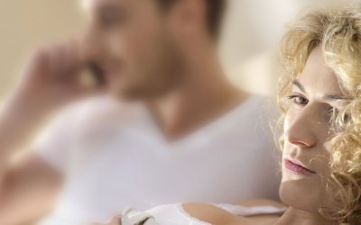 One Reason Your Spouse Might Be Ignoring You