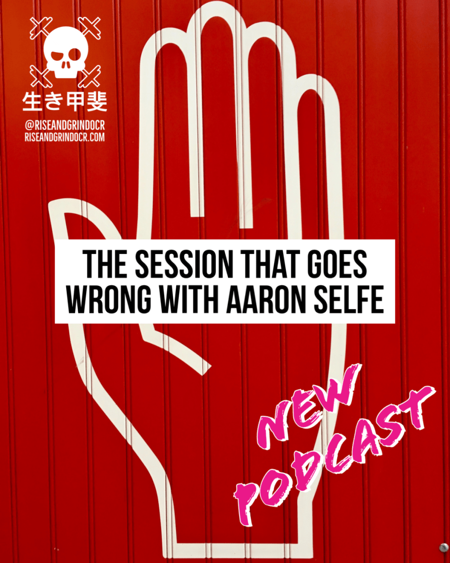 The Session That Goes Wrong With Aaron Selfe