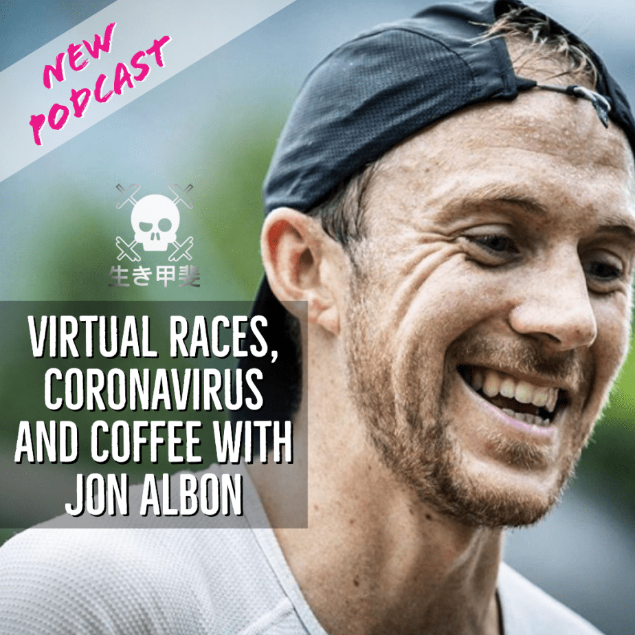 Virtual Races, Coronavirus & Coffee With Jon Albon