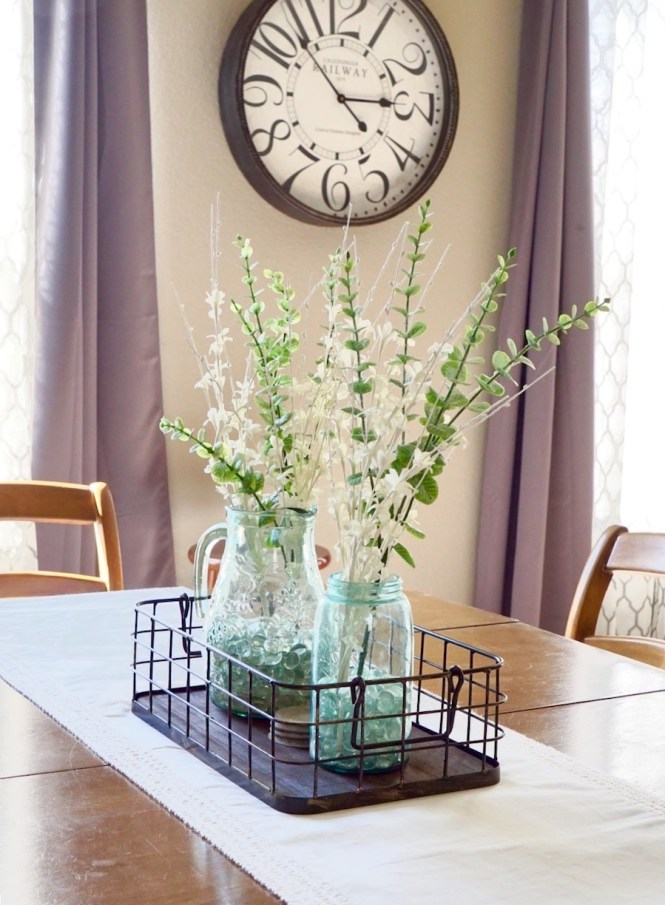 spring Decor inspriation - Kitchen Table