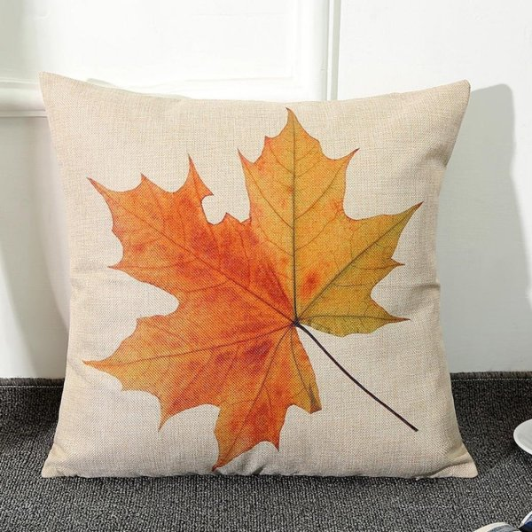 Fall Decor Throw Pillow