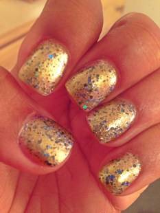 """The Sparklers: """"Law of Attraction. 3 coats"""