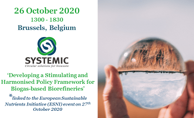 New date! Register now – SYSTEMIC workshop