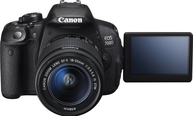 Why you should grab a Canon EOS 700D