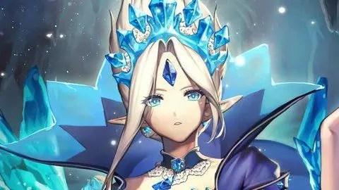 氷晶魔女 シア