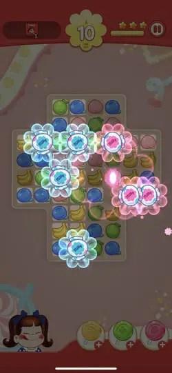 ペコポップ : マッチ3パズル