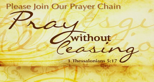 praywithoutceasing