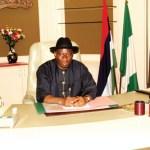 The Burden Of President Goodluck Ebele Jonathan