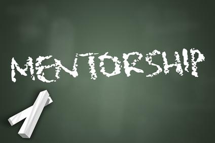 """Chalkboard """"Mentorship"""""""