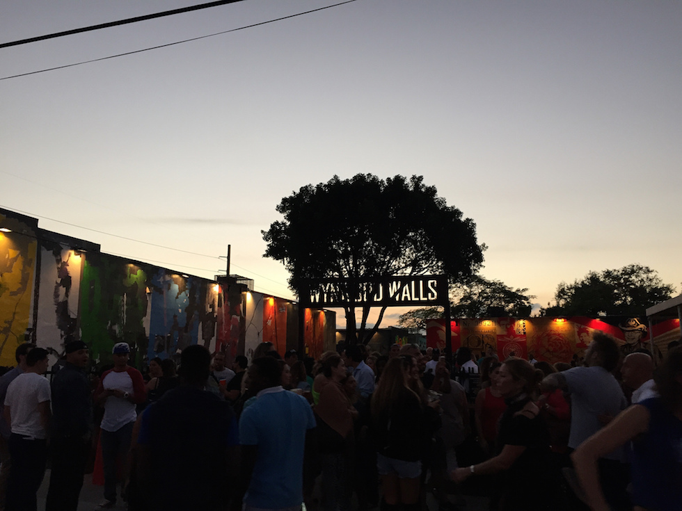 Wynwood Walls. Photo Credit: Ines Hegedus-Garcia/Flickr (CC By 2.0)