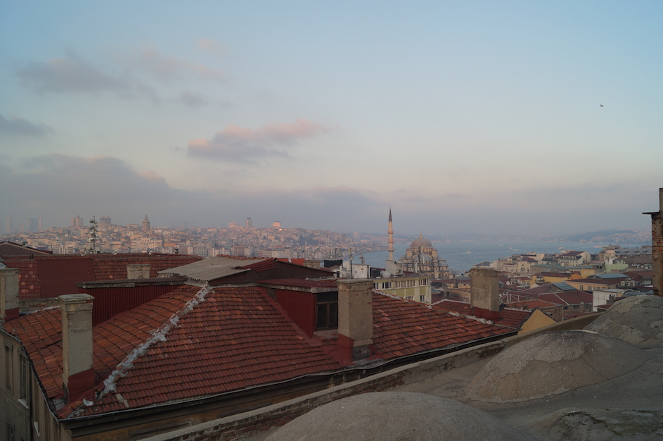 Bazaar Roof