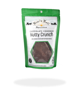 nutty crunch