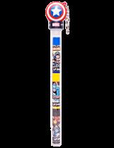 Lip Smackers Captain America Key Chain Pack