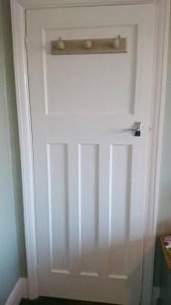 Door finished
