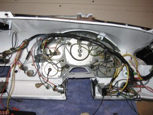 wiring harness installation – Rise of the Thunderbird