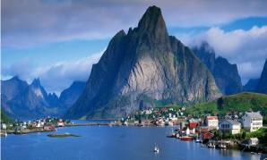 The sails of Norway