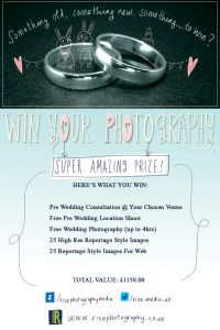 Rise Wedding Giveaway