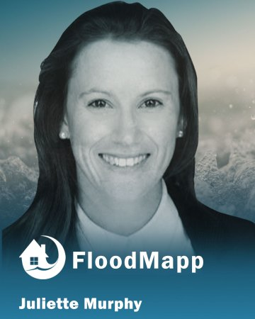 Headshot of Juliette Murphy of FloodMapp