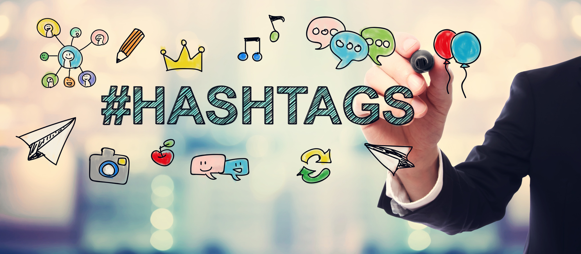 what hashtags to use