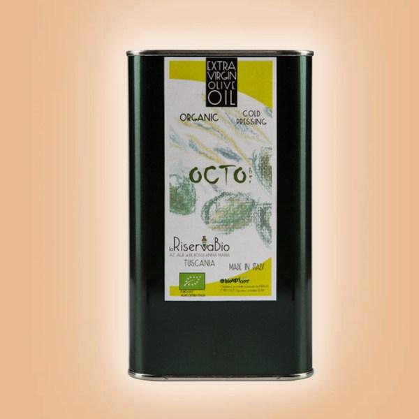 Octo Extra Virgin Olive Oil