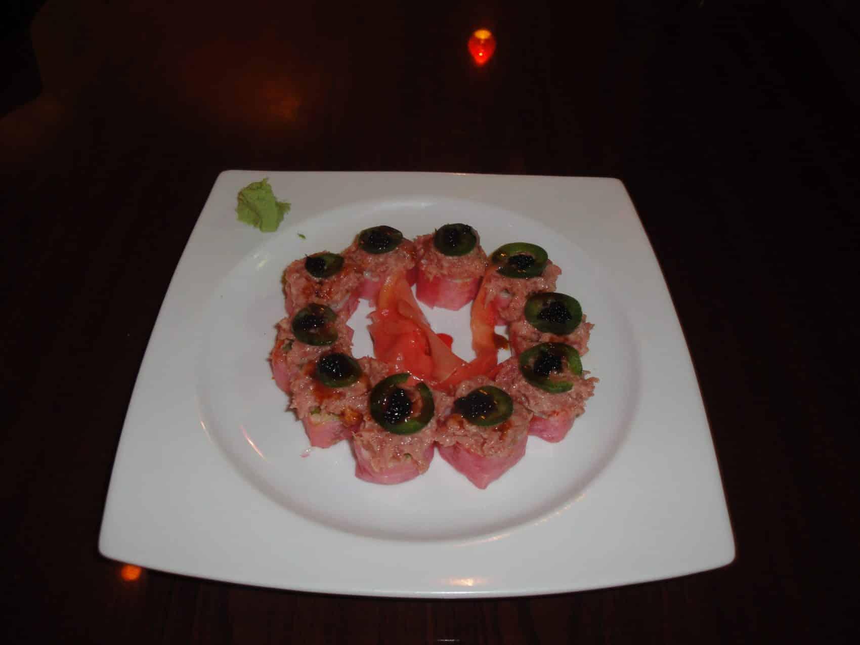 Entree - Rise Sushi - Creative Asian Cuisine